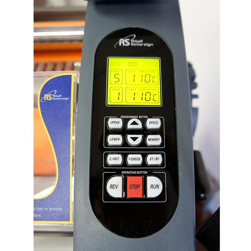 Laminadora RSL-2702 (Quente/Fria)