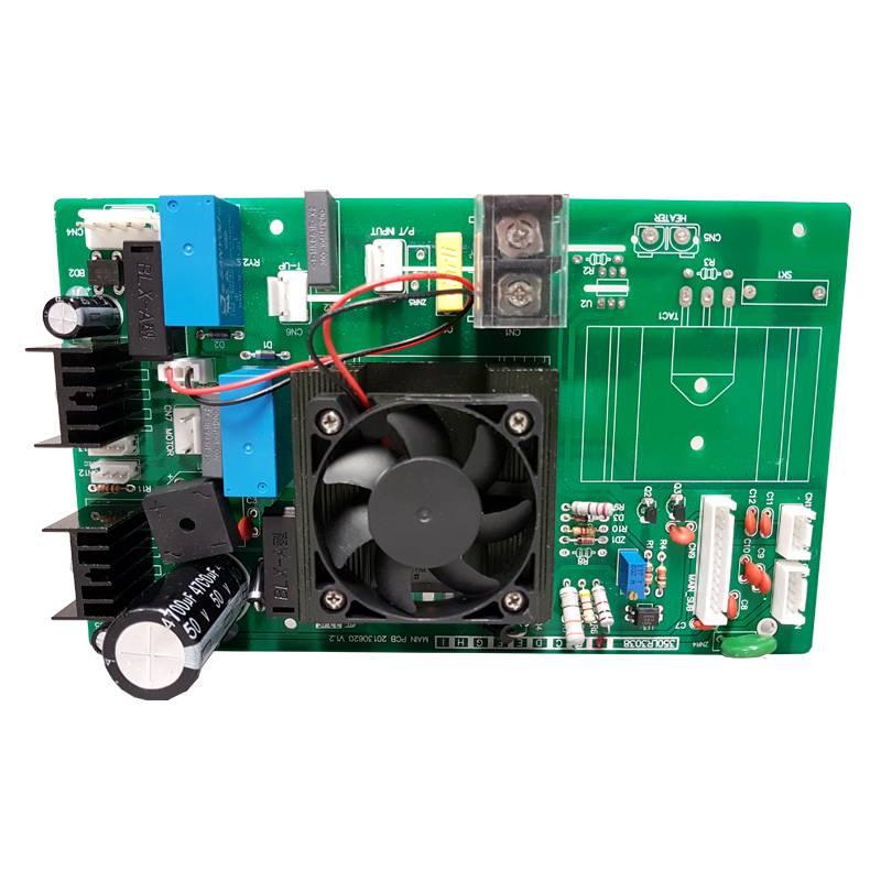 RSC-1401CLTW (Placa principal)