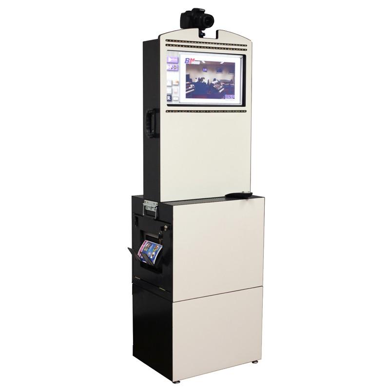 Totem Fotográfico Dslr (Canon T6) (COM) Impressora DNP RX1