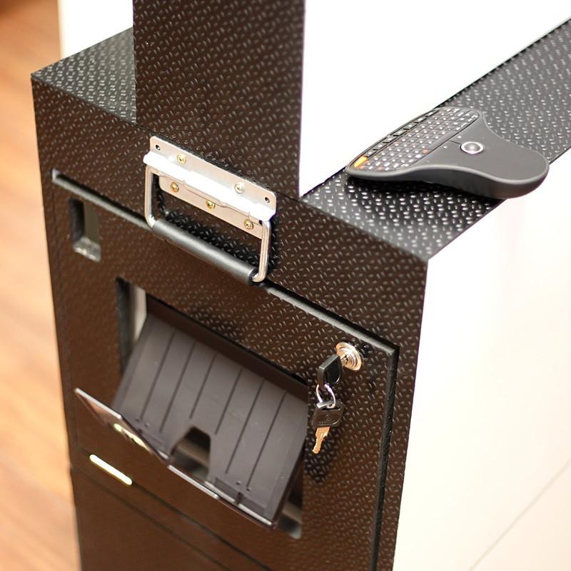 Totem Fotográfico Webcam FullHD (COM) Impressora DNP RX1