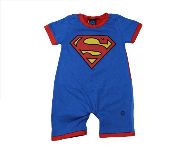 Macacão Superman Dc Comics
