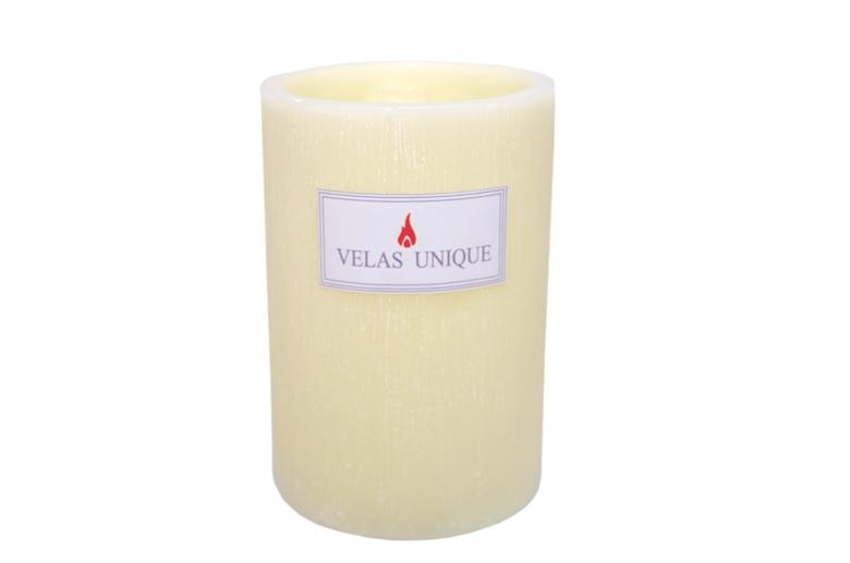 luminária cilindrica 12x20 marfim