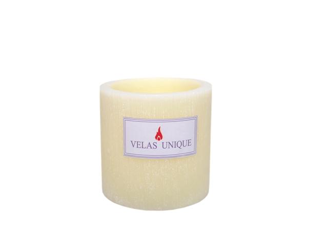 luminária cilíndrica 9,5x10 marfim