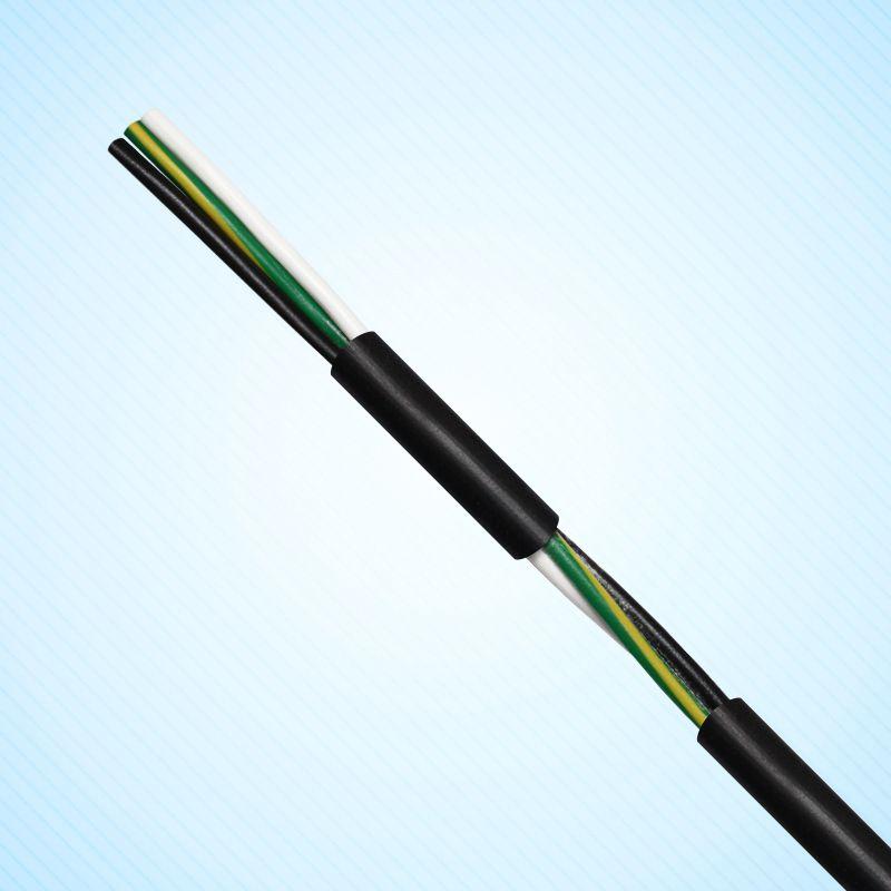 CABO PP 3X0.50MM2 300V 70C