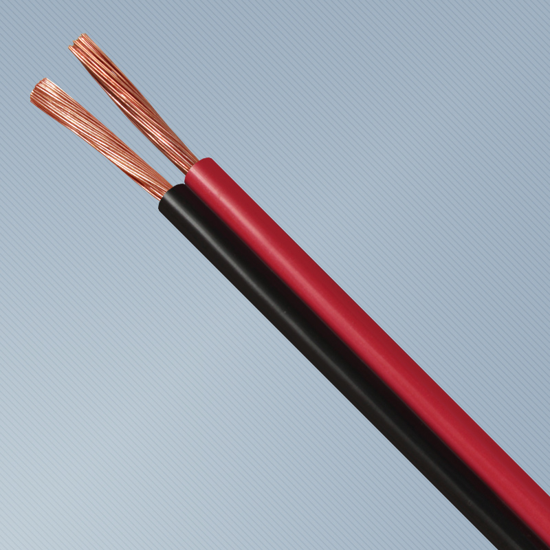 DUO CABLE BICOLOR 2X2.50MM2 300V 70C