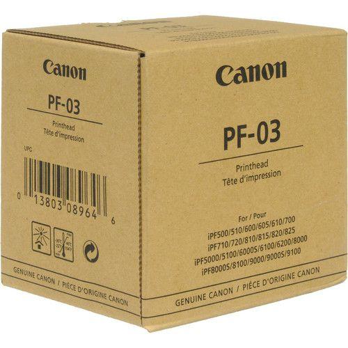 Cabeça de Impressão Canon PF03