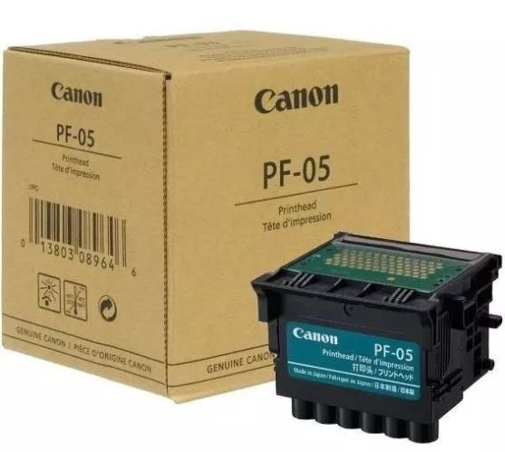 Cabeça de Impressão Canon PF05