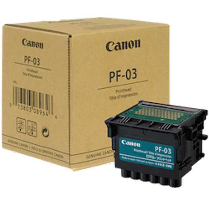 Canon - Cabeça de Impressão PF03