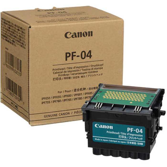 Canon - Cabeça de Impressão PF04