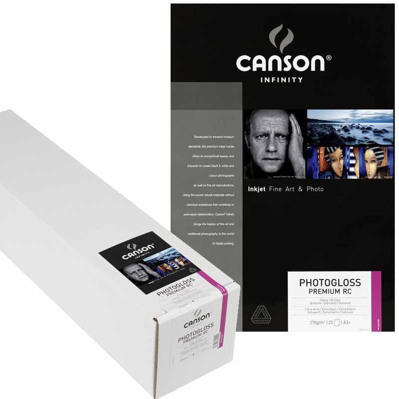 Canson® Infinity PhotoGloss Premium RC 270 g/m²
