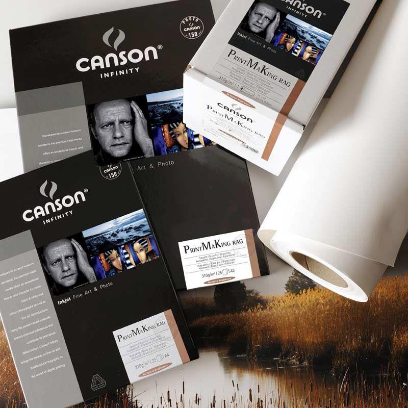Canson® Infinity PrintMaking Rag 310 g/m²