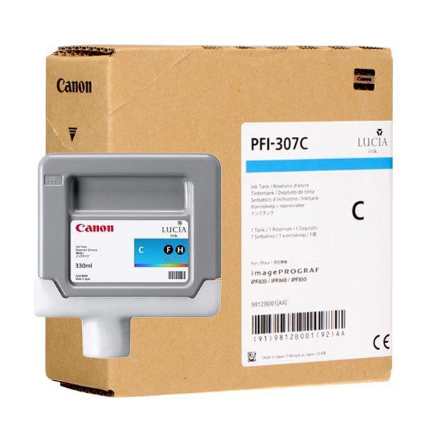 Cartucho de Tinta Canon PFI307 330ML
