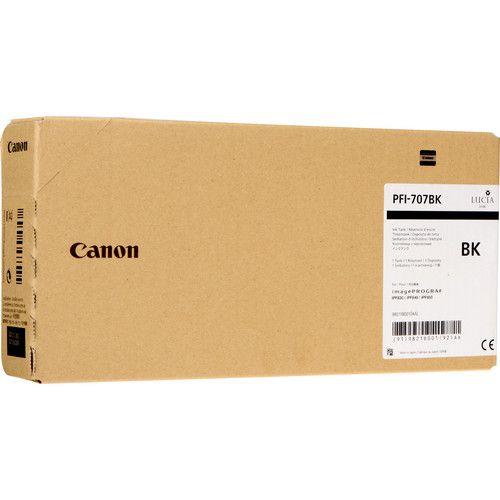 Cartucho de Tinta Canon PFI707 (700mL)