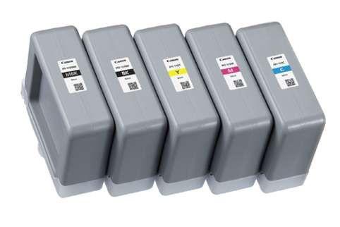 Cartucho de tinta Canon PFI710 (700ml)