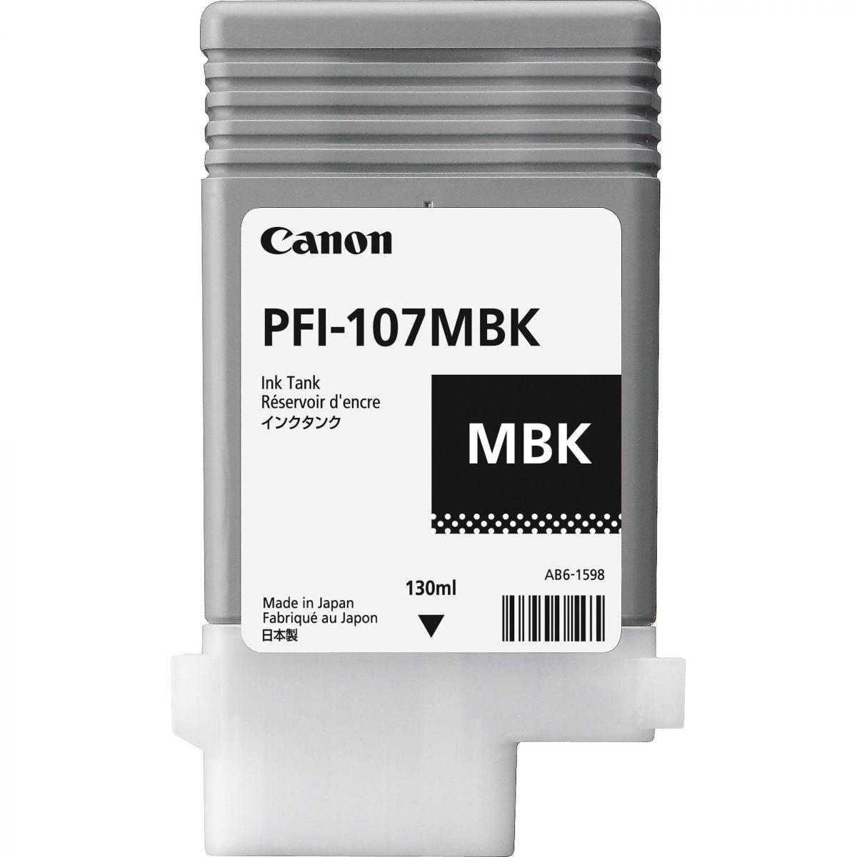 Canon - Cartucho de Tinta PFI107 130ML