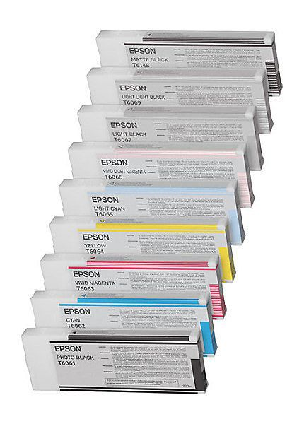 Cartucho de tinta Epson T606 UltraChrome K3 (220ml)
