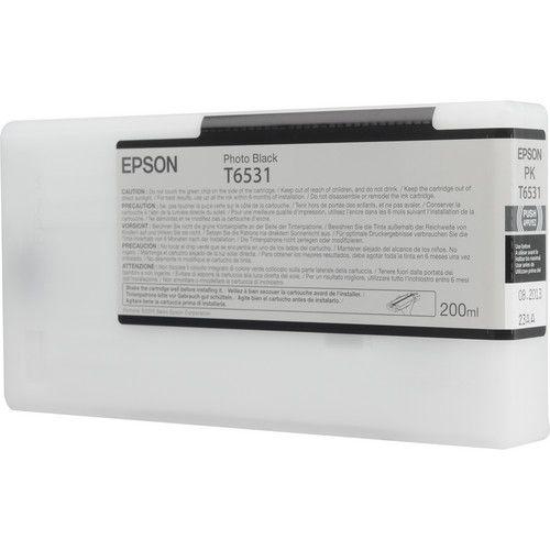 Cartucho de tinta Epson T653 UltraChrome HD (200mL) para Stylus Pro 4900
