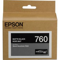 Epson - Cartucho de Tinta T760XXX ULTRACHROME HD  26ML Para Impressora P600