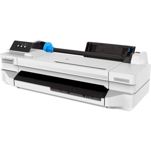 "Impressora de Grande Formato HP Designjet T130 24"""