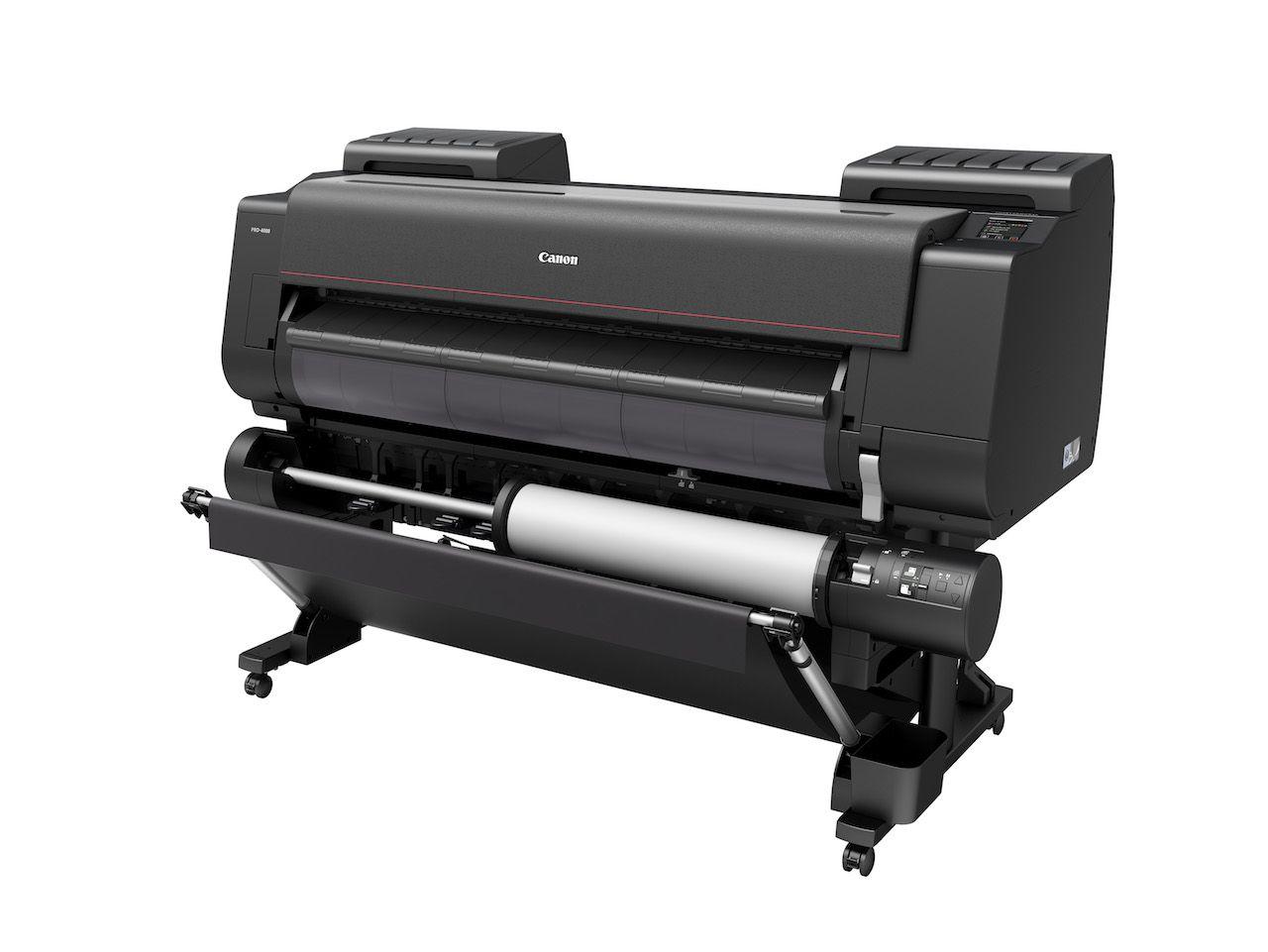 Plotter Canon ImagePROGRAF PRO4000 - Incluso treinamento remoto