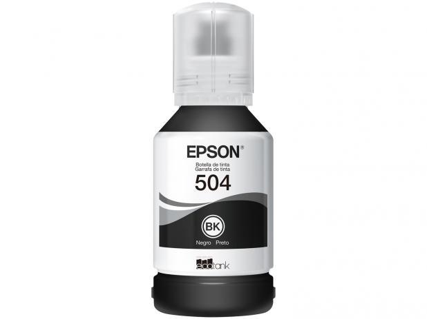 Refil de tinta Epson T504 Original