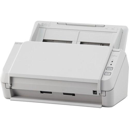 Scanner Fujitsu SP1120 | Digitalização Frente E Verso