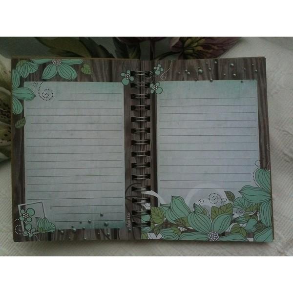 Caderno Navy