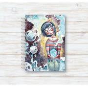 Caderno Alice