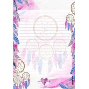 Refil Filtro dos Sonhos 150 folhas