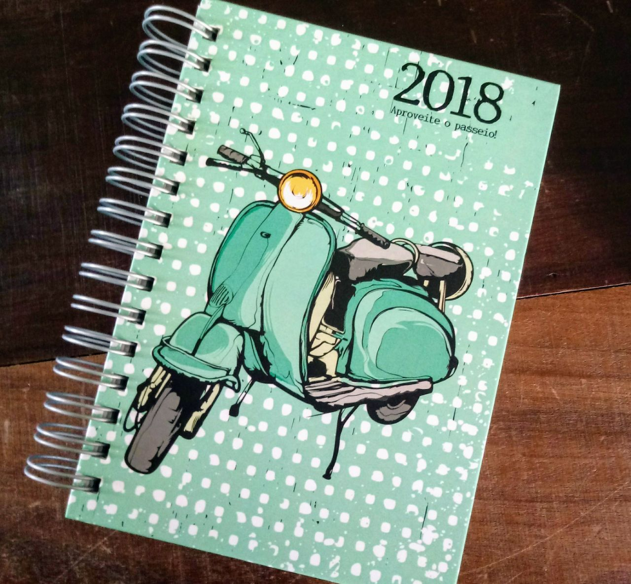 Agenda Lambreta 2018