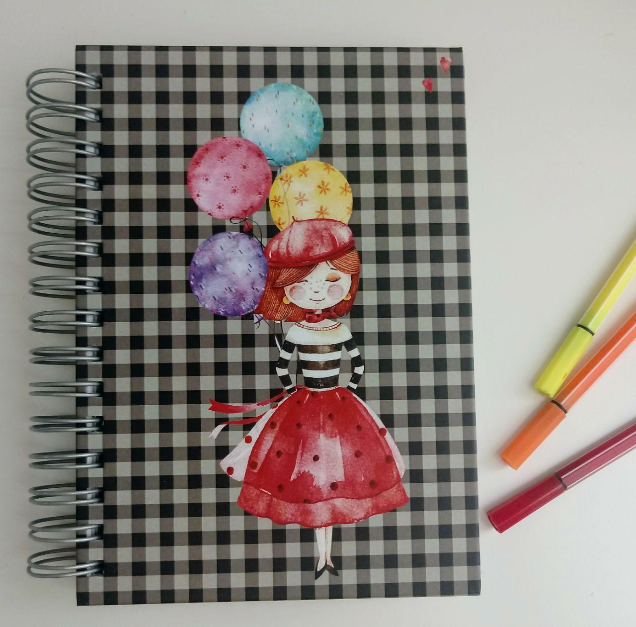 Agenda Mon Amour - Menina