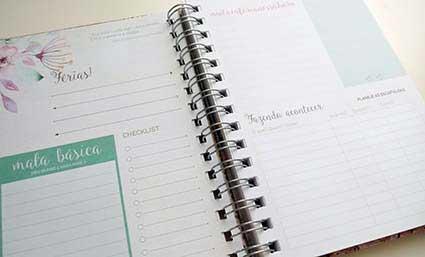 Agenda permanente Dias Que Voam