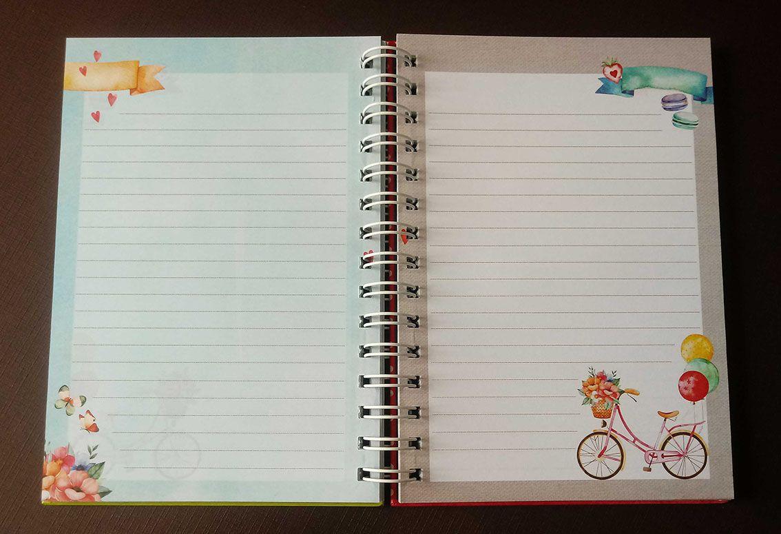 Caderno Amèlie 1
