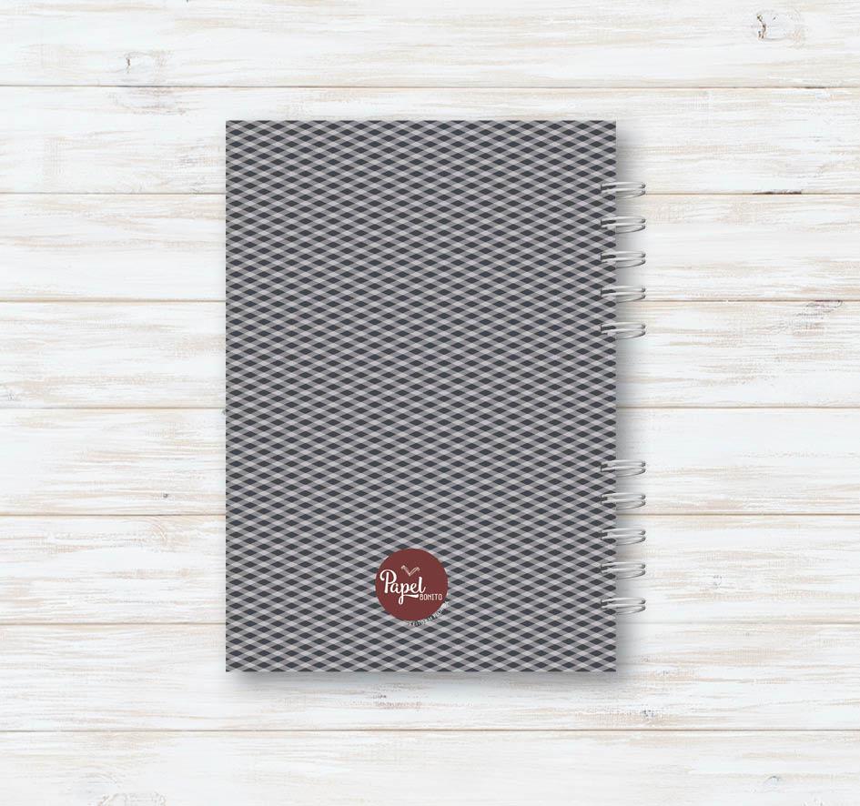 Caderno Balão