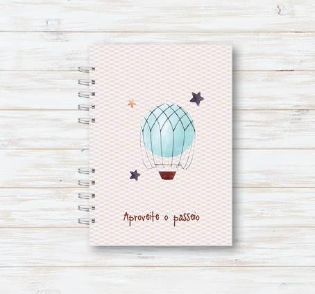 Caderno Balão II