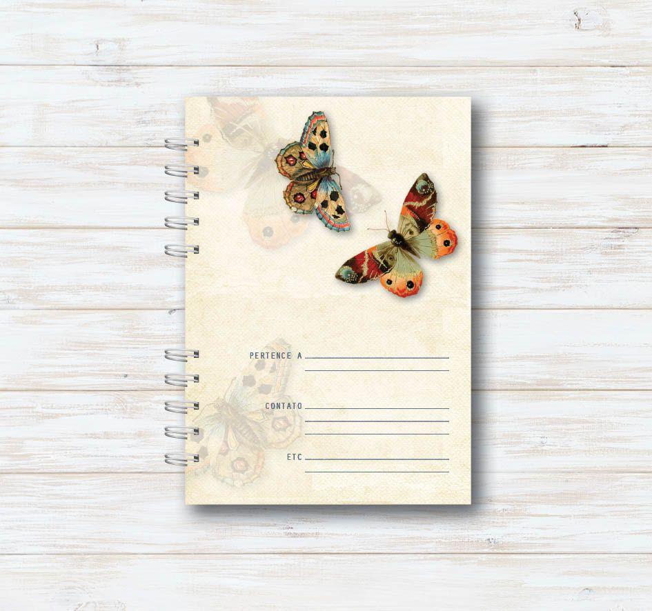 Caderno Tom Natural III