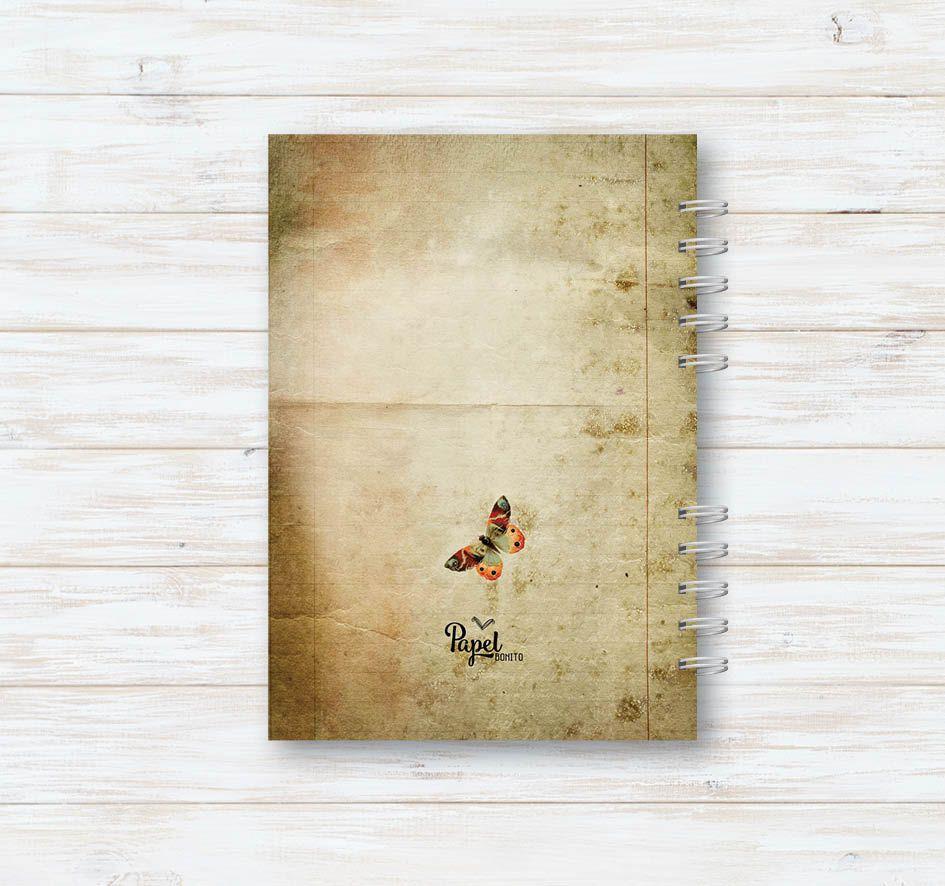 Caderno Tom Natural 3