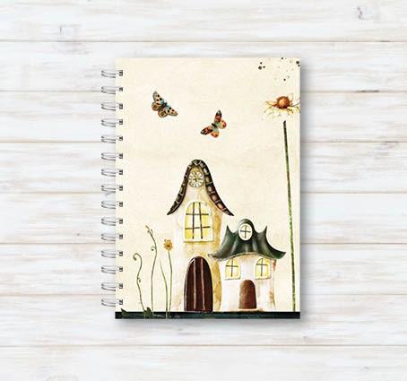 Caderno Tom Natural IV-B