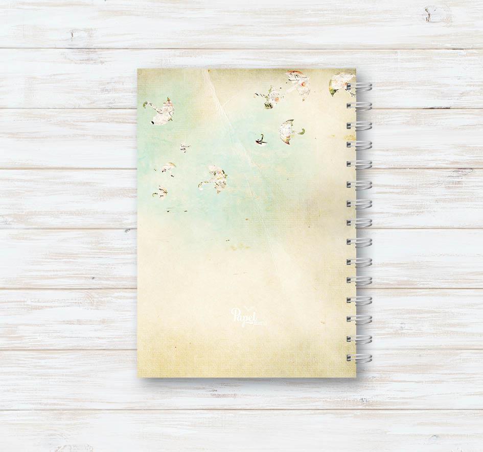Caderno Tom Natural V
