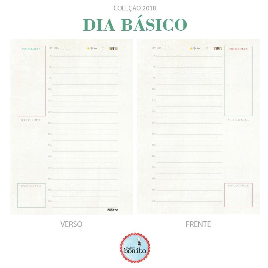 MIOLO DIA BÁSICO - 185 folhas