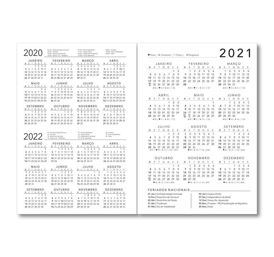 Miolo encadernado . AGENDA 2021