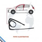 Canaleta Dianteira Esquerda Mitsubishi Lancer 2011-2016