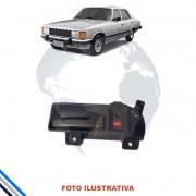 Macaneta Interna Dianteira Direita Gm Opala/Caravan/Chevette/Chevy/MarajÓ 87-94