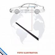 Pestana Externa  Porta Traseira Esquerda Toyota Rav4 2000-2005