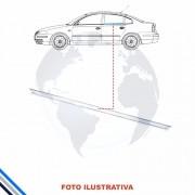 Pestana Interna Porta Traseira Direita Renault Sandero 2007-2014