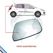 Vidro Porta Dianteira Direita Fiat Mobi 2016-2016 - Pilkington
