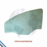 Vidro Porta Dianteira Direita Honda Accord 89-93 Vitemco