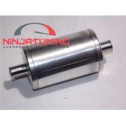 Filtro De Combustível Esportivo Alumínio Esportivo 100% Lavável - Universal