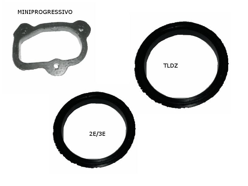 Anel de vedação p/ filtro Oval Marmita