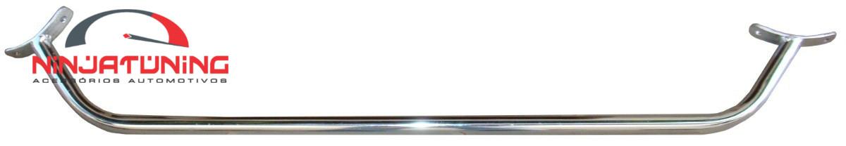Barra Estabilizadora (Anti-Torção ) Cromada Superior p/ Gol Bola G2/G3/G4